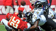 There was enough to be concerned about and so much to correct, but the Ravens left the cramped visiting team's locker room at Arrowhead Stadium on Sunday feeling great about themselves and where they sit in the AFC North.