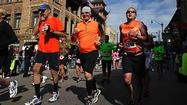 Video: Sights and sounds of the marathon
