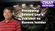 Chat wrap: Ravens-Chiefs Q&A with Edward Lee