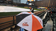 Orioles' ALDS Game 1 vs. Yankees delayed by rain