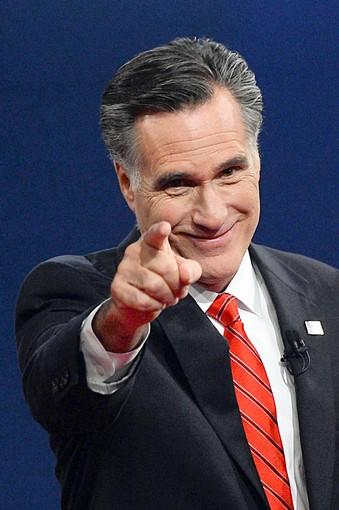 Republican presidential candidate Mitt Romney was a runaway winner in last week's debate with President Barack Obama.