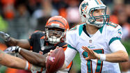 Photos: Dolphins - Bengals