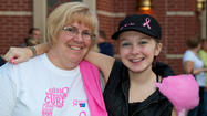Pictures: West Hartford Pink Party