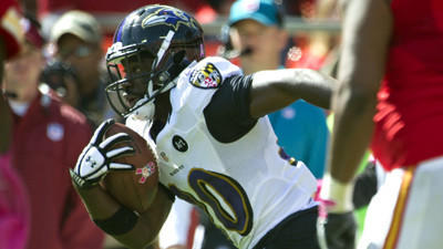 Notebook: Ed Reed had a hunch on quarterback sneak