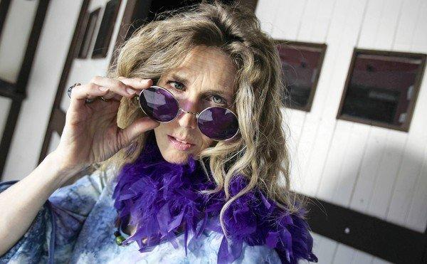Sophie B. Hawkins plays the lead role in a new musical play about singer Janis Joplin.
