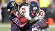 Week 5 photos: Bears 41, Jaguars 3