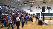 It was a packed house tonight at Northside High School in Roanoke.
