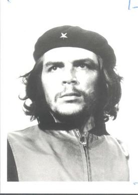 "Alberto Korda's 1960 photograph of Ernesto ""Che"" Guevara has been painted, printed, silk-screened and sketched on nearly every surface imaginable.<br> <br> <b>More...</b><br> <br> • <a href=""http://www.latimes.com/features/lifestyle/la-ig-che1-2008jun01,0,2014456.story"">Capitalizing on Che Guevara's image</a><br> <br> <b>Also in Image</b><br> <br> • <a href=""http://www.latimes.com/features/lifestyle/la-ig-0601-stylist-pg,0,5650178.photogallery"">Tips for men on wearing short-sleeve, button-up shirts</a><br />