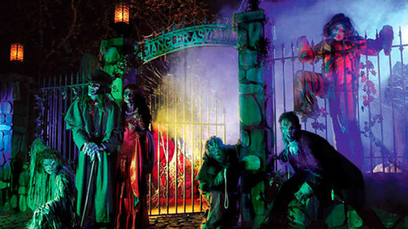 Halloween Haunt 2011 runs for 27 nights at Knott's Berry Farm starting Sept.