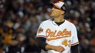 Jim Johnson rocked in the ninth as Orioles fall to Yankees, 7-2