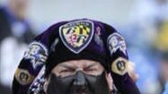 Steve LaPlanche is the Ravens' Iron Fan