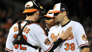 Jason Hammel did his job, keeping Orioles in Game 1 of ALDS