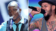 Singers David Correy, Nelson Emokpae are in harmony on reality TV