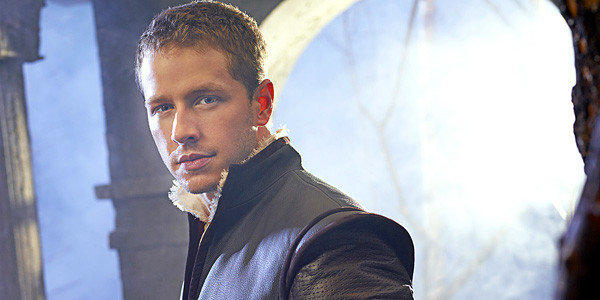 Josh Dallas as Prince Charming/David Nolan.