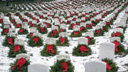 Cochran Mortuary & Crematory is honoring the memory of fallen soldiers and veterans and helping those who continue to serve by promoting three area drives this holiday season: Wreaths Across America, Stockings for Soldiers and Cell Phones for Soldiers.