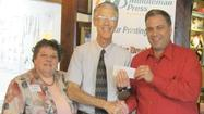Laurel BNI Chapter donates $500 to Side by Side