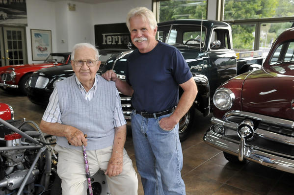 "Wayne Carini of Portland is the star of "" Chasing Classic Cars"" on the Discovery channel, he owns F40 Motorsports on Route 66. Carini is following the footsteps of his 90-year-old father, Bob, who taught him all about cars at an early age."