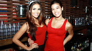 Pictures: Dragon Room Red Party