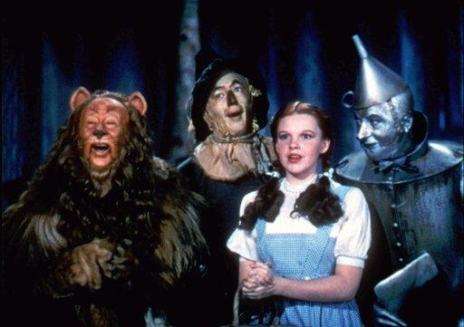 Judy Garland's 'Wizard of Oz' Dress Up For Auction