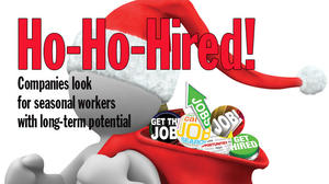 Companies look for seasonal workers with long-term potential