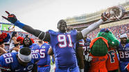 Pictures:  Florida Gators vs. LSU  Tigers