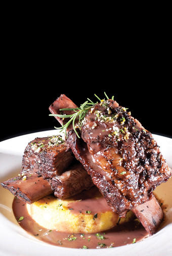 cab braised short rib
