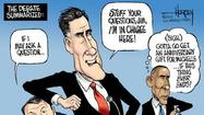 Even West Coast liberals can't deny it: Romney cleaned Obama's clock