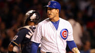 Perhaps Anthony Rizzo's best moment as a Cub wasn't seen by fans at the ballpark or watching on TV.