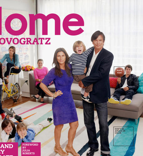 """Home by Novogratz"" is officially out Oct. 9, featuring tips for creating dynamic but livable contemporary homes."