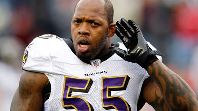 John Harbaugh on Terrell Suggs' return date: 'None of us know'