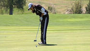Salina Central golfer takes first at home