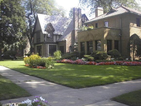 Beverly neighborhood of Chicago