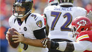 Slow starts need a quick repair by the Ravens' offense