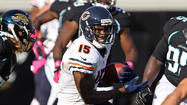 The vision for this Bears offense was to be able to allow opposing defenses to pick their poison.