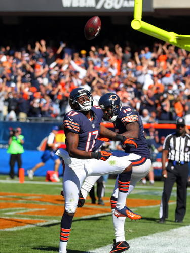 Could it be the Bears have a real offense? It sure looked like it in the season opener. RECORD: 1-0