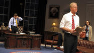 Theater review: 'November' is out of touch this election season