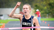 The St. Maria Goretti boys cross country team finished with a flurry.