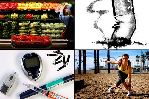 <br />If you want to improve the health and fitness of your heart and blood vessels, you can. Basic lifestyle changes involving diet, exercise and smoking can make a big difference. It also helps to keep an eye on some key numbers, including blood pressure, cholesterol, body mass index and blood glucose.<br> <br> Last year, the American Heart Assn. winnowed all this advice into a checklist called Life's Simple Seven. For each item on the list, the AHA set criteria that define ideal cardiovascular health. In a nationwide study of nearly 18,000 adults, those who adhered to at least five of the criteria had a 55% lower risk of death over five years than those who met none.<br> <br> Here's a closer look at the new guidelines for heart health.<br> <br> <i>By Jill U. Adams / Special to the Los Angeles Times</i><br />