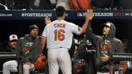 Orioles head to Big Apple all tied with a gleam in their eye