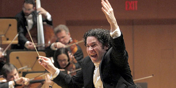Gustavo Dudamel conducts the L.A. Phil.