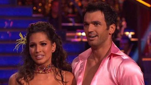 Monaco, Rycroft Tied For Lead On `DWTS¿