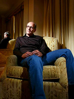 "<b>OUT OF THE SHADOWS:</b> Longtime supporting actor Richard Jenkins stars in ""The Visitor"" but keeps his signature enigmatic cool."