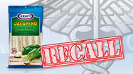 Kraft Foods Group, Inc. is voluntarily recalling the Jalapeno variety of <em>Kraft</em> String Cheese because of a possible choking hazard.