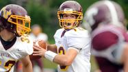 Hereford QB directs triple-option offense with single-minded approach