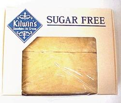 Kilwins fudge-older package