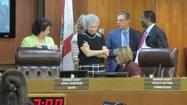 Broward County commissioners 2012