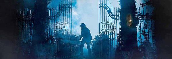 Busch Gardens Tampa Bay celebrates the 13th year of Howl-O-Scream at the park in 2012.