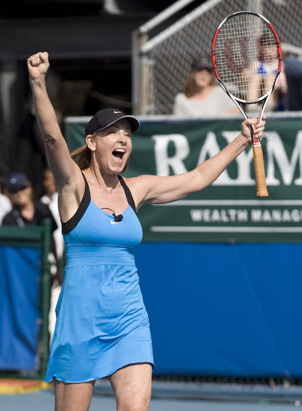 "Professional tennis player Chris Evert will host the 23rd annual ""Chris Evert/Raymond James Pro-Celebrity Tennis Classic,"" which will take place Oct. 26-28 and will benefit Chris Evert Charities. The weekend will kick off on Oct. 26 with a pro-am and cocktail reception at the Boca Raton Resort & Club followed by two days of tennis at the Delray Beach Tennis Center. For more information, visit www.ChrisEvert.org."