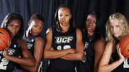 Pictures: UCF Women at 2012 Basketball Media Day