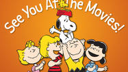 'Peanuts' movie coming in 2015